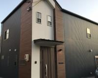 名古屋市中川区のリフォーム、外壁完成